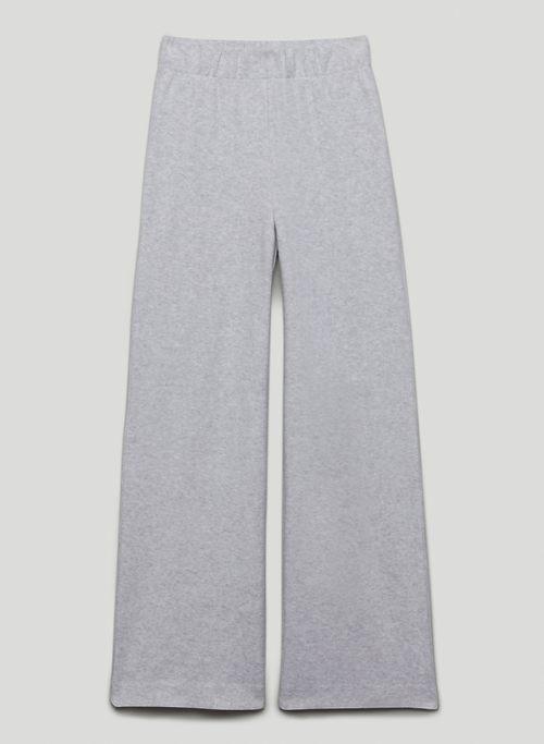 LARK PANT - Wide-leg pull-on pants