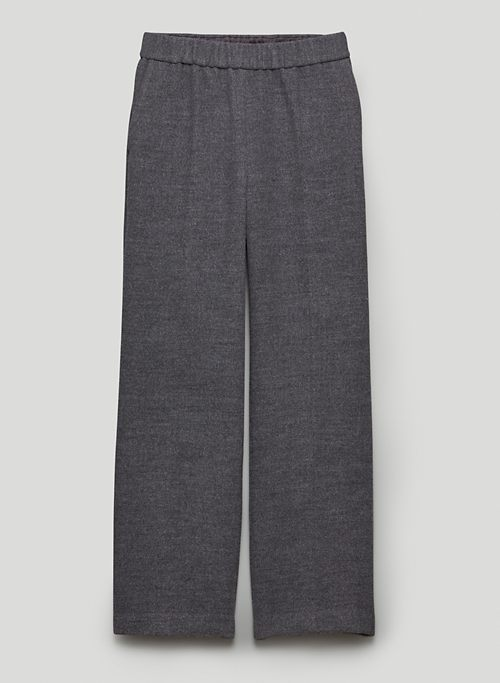 ADVANCE PANT - Mid-rise, wide-leg pants
