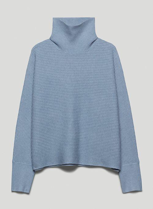 DUMONT TURTLENECK - Oversized turtleneck sweater