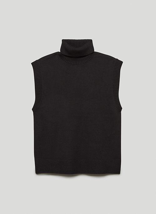 BYLINE VEST - Turtleneck sweater vest