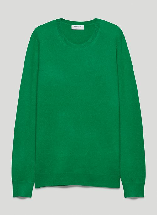 QUARTERLY CASHMERE SWEATER - Cashmere sweater