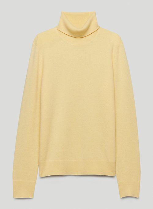 ATLANTIC CASHMERE TURTLENECK - Cashmere turtleneck sweater