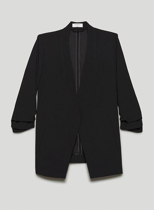 POWER BLAZER - Open-front blazer