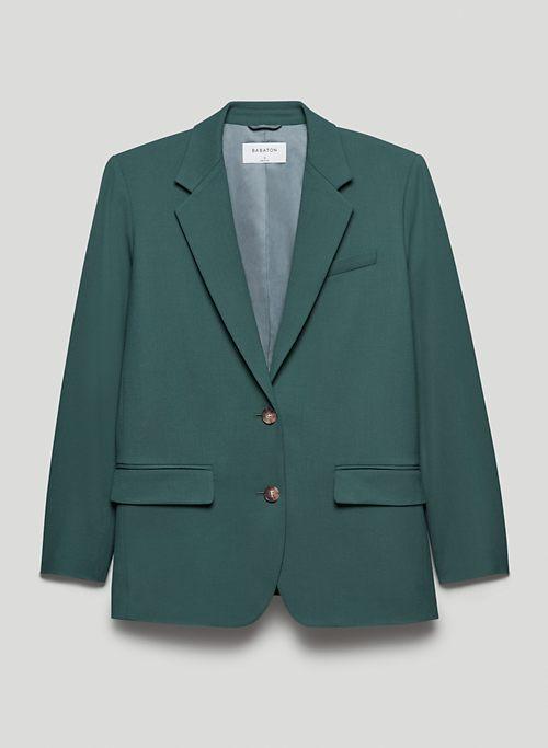 VOGUE BLAZER - Oversized single-breasted blazer