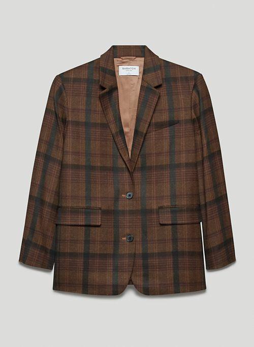 DEPARTMENT BLAZER - Oversize, single-breasted blazer