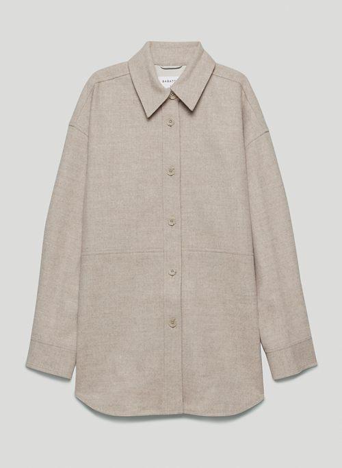 PELLI SHIRT JACKET - Flannel shacket