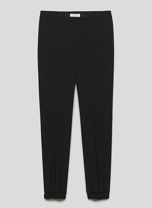 FORBES JOGGER - Mid-rise joggers