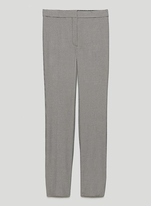 NUMERO PANT - Mid-rise, skinny pants