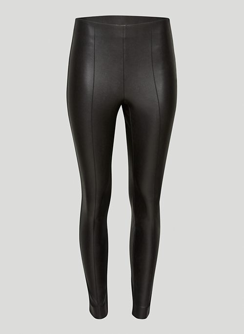 FRIDA PANT - High-waisted, Vegan Leather skinny pants