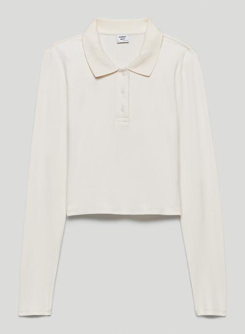 HUGO LONGSLEEVE - Long-sleeve polo shirt