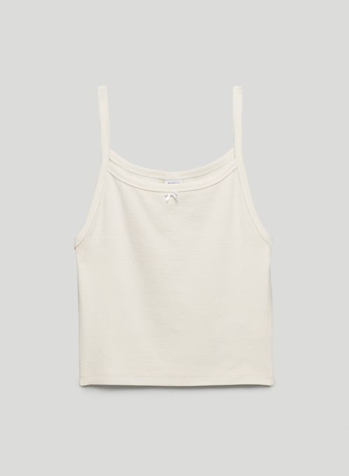 LYRIC TANK - Strappy tank top with bow