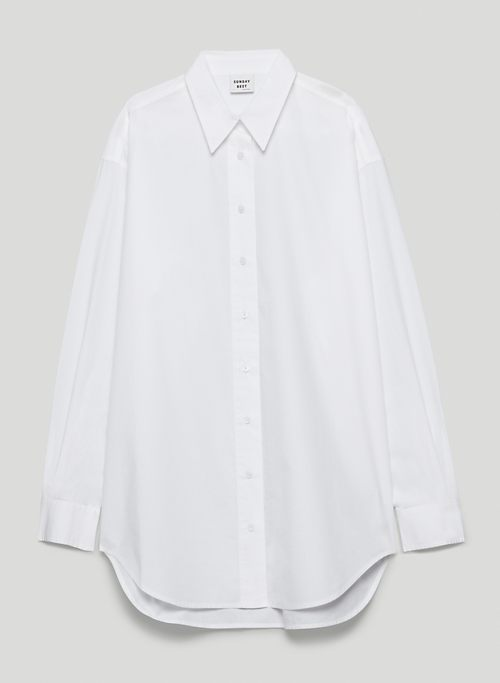 FUTURE BUTTON-UP - Collared button-up shirt