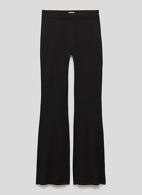 POSIE PANT - High-waisted, flared pants