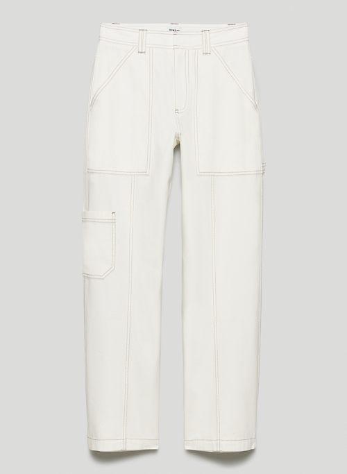 OSCAR PANT - High-waisted carpenter pants
