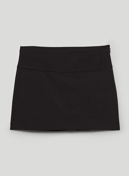 WENDY SKIRT - Mid-rise mini skirt