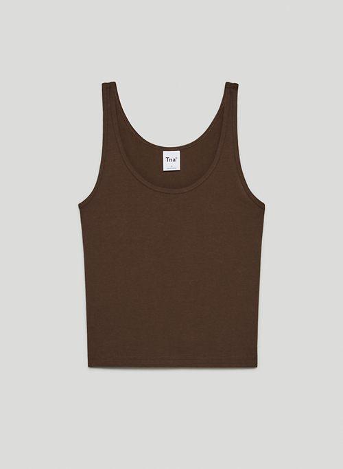 TNACHILL™ BERGMAN TANK - Scoop-neck tank top