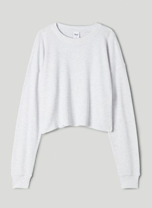 ALAMO WAFFLE LONGSLEEVE - Thermal crew-neck, long-sleeve shirt