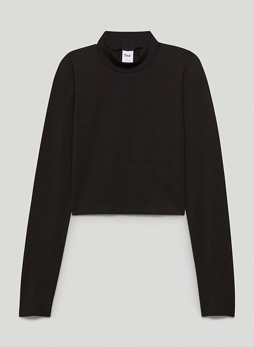TNACHILL™ BOULEVARD LONGSLEEVE - Long-sleeve, mock-neck shirt