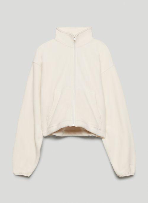 POLAR ZIP-UP - Zip-up fleece sweater