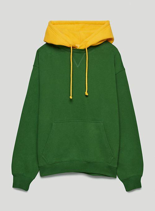 COZY FLEECE MEGA CREW HOODIE - Oversized, crew-neck hoodie