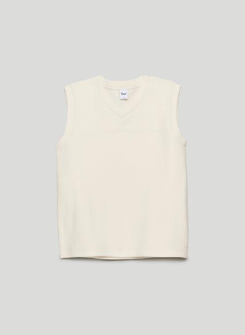 POLAR TANK - Recycled fleece sweater vest