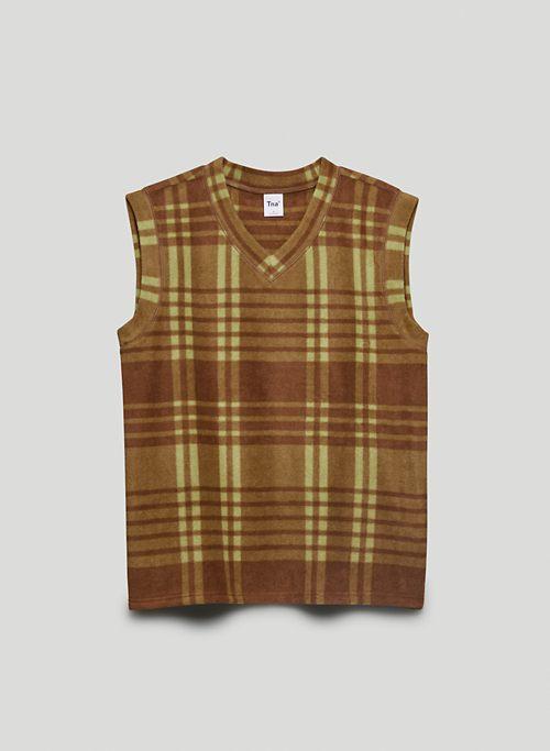 POLAR TANK - Micro fleece sweater vest