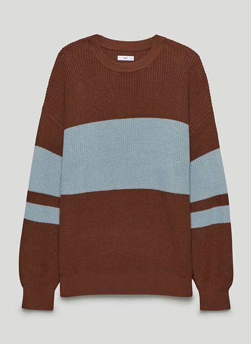 CENTURY SWEATER - Knit crew-neck sweater