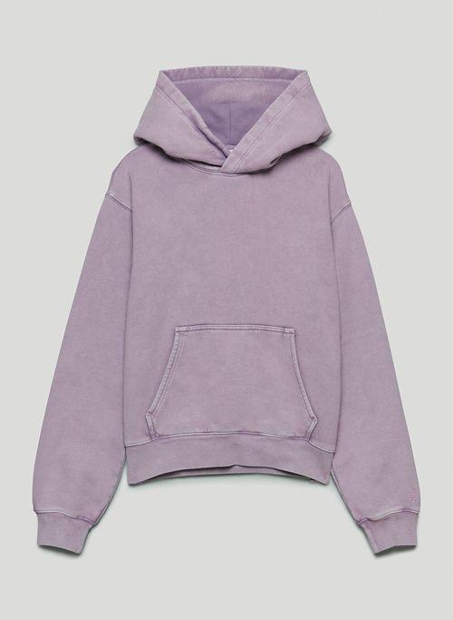 COZY FLEECE PERFECT HOODIE - Perfect-fit fleece hoodie