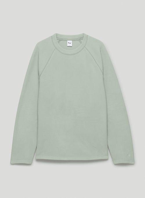 POLAR SWEATSHIRT - Recycled micro-fleece sweatshirt