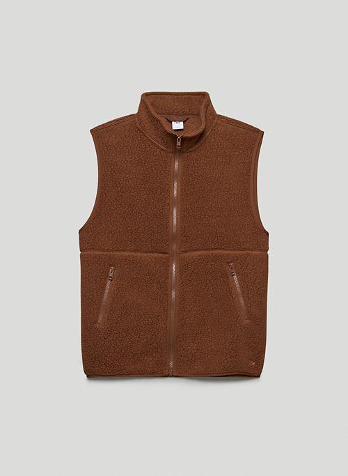 WOODBINE ZIP-UP - Fleece sweater vest