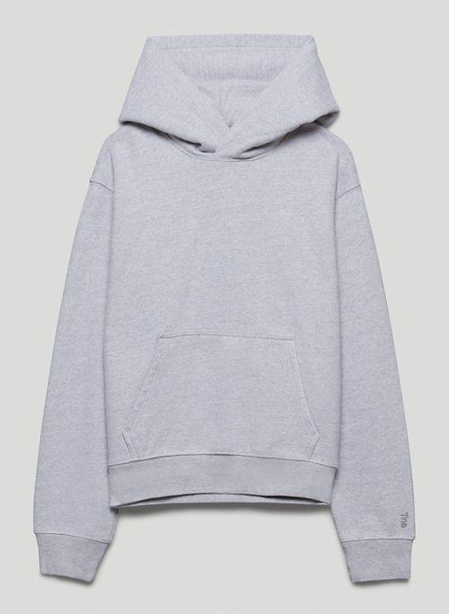 EXTRA FLEECE PERFECT HOODIE - Organic cotton fleece hoodie