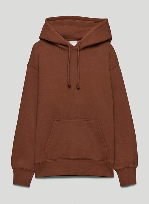 NEW COZY FLEECE BOYFRIEND HOODIE - Oversized pullover hoodie