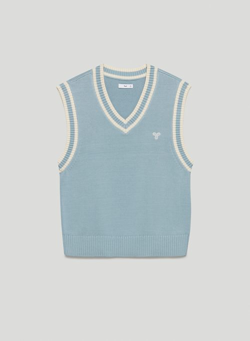 MARCY VEST - V-neck sweater vest