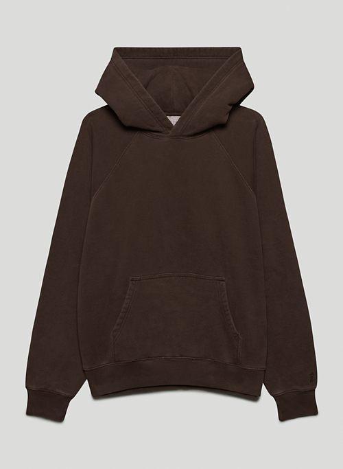 COZY FLEECE MEGA RAGLAN HOODIE - Oversized, raglan hoodie