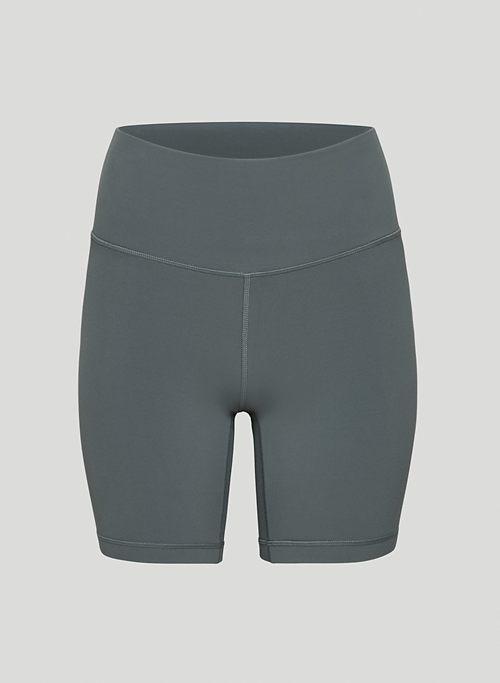 "TNABUTTER™ ATMOSPHERE HI-RISE 7"" SHORT - High-waisted bike shorts"