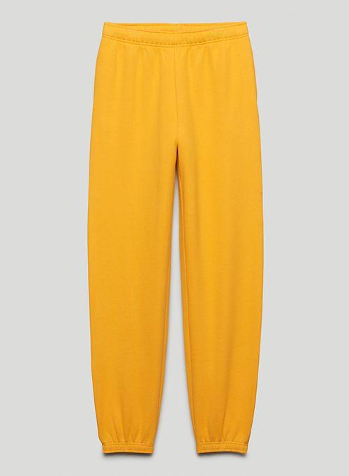COZY FLEECE MEGA SWEATPANT - Mid-rise, baggy sweatpants