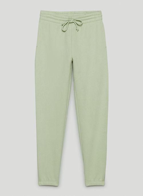 COZY FLEECE PERFECT SWEATPANT - Mid-rise, slim sweatpants