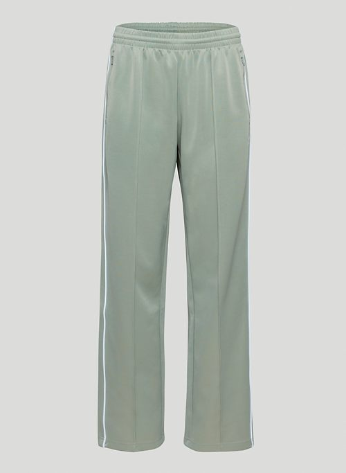 DERBY PANT - Mid-rise track pants
