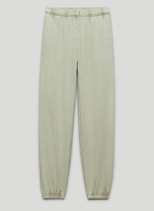 COZY FLEECE MEGA SWEATPANT - Mid-rise baggy-leg sweatpants