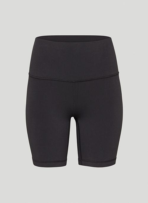 "TNABUTTER™ CHEEKY HI-RISE 7"" SHORT - High-waisted, cheeky bike shorts"