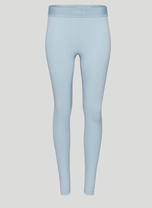 TNALIFE™ LOGO MID-RISE 7/8 LEGGING - Mid-rise leggings