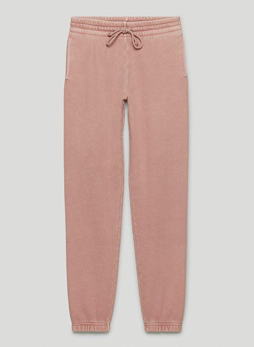 COZY FLEECE PERFECT SWEATPANT - Mid-rise sweatpants