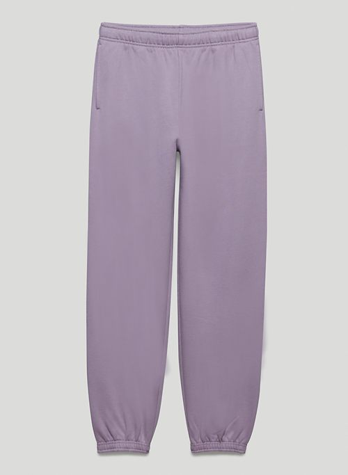 EXTRA FLEECE MEGA SWEATPANT - Mid-rise, oversized sweatpants