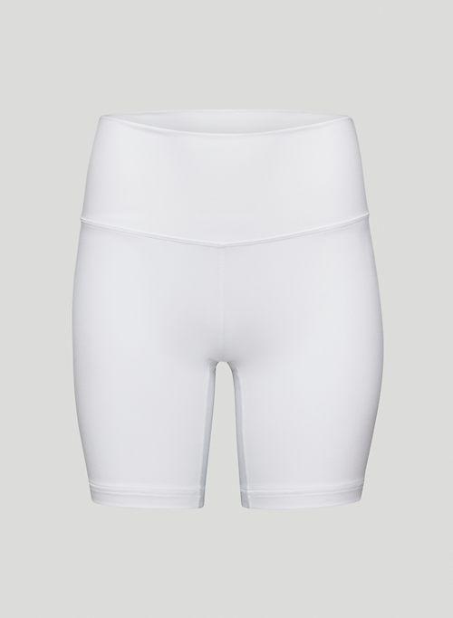 """TNALIFE™ ATMOSPHERE HI-RISE 7"""" SHORT - High-waisted bike shorts"""