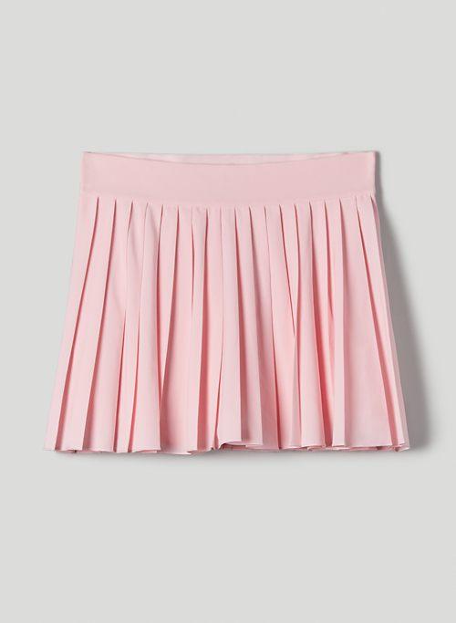 TENNIS SKIRT - High-waisted tennis skirt