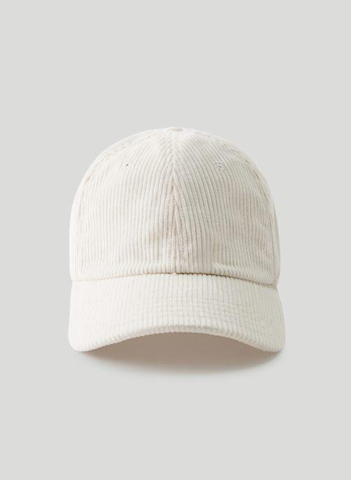 WESTON BASEBALL CAP - Corduroy baseball cap