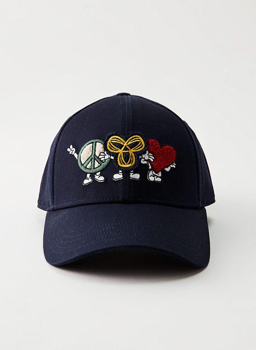 BASEBALL CAP - Embroidered, adjustable baseball hat