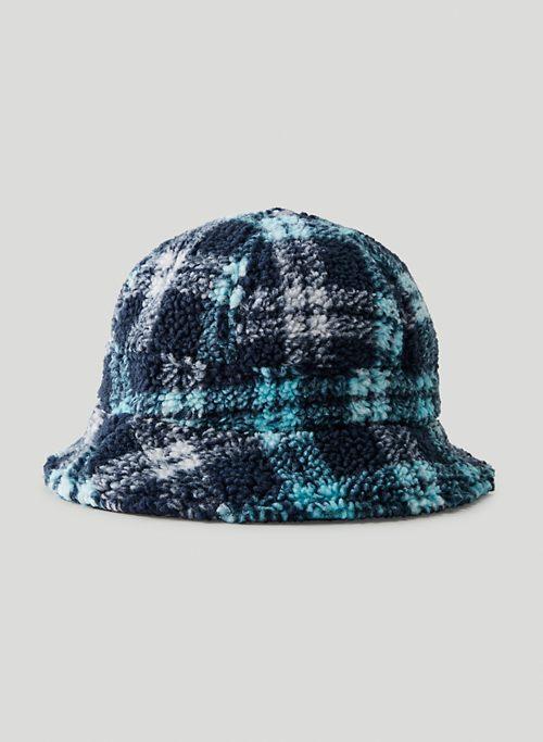 BLYTHE BUCKET HAT - Sherpa bucket hat