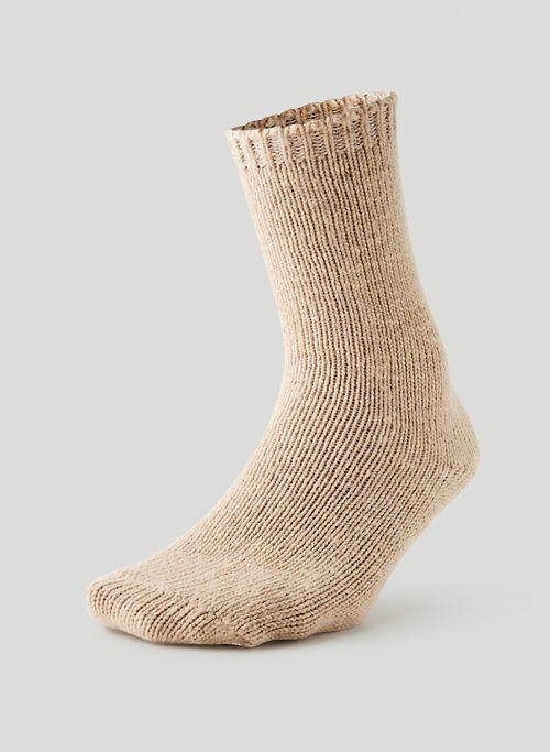 COZY CREW SOCK - Crew sock