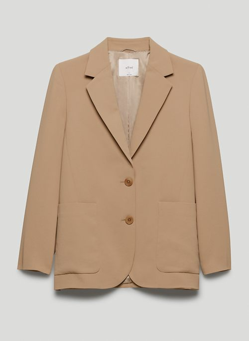 SORRENTO BLAZER - Boxy single-breasted blazer